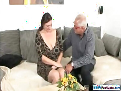 Chubby long haired TS Character fucked by German Dykes