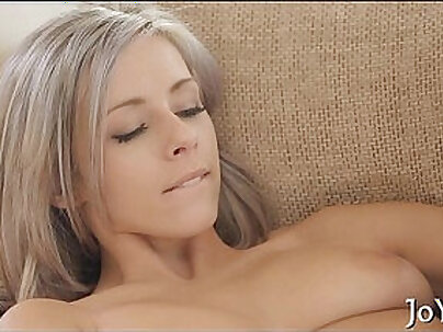 Another hot solo after dark with a big chocolate dildo toying pussy