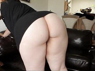 bbw huge ass ebony first cock
