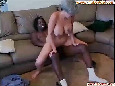 my granny worked with black cock