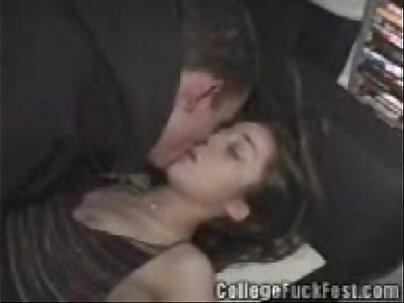Drunken slut fucked after a pit stop