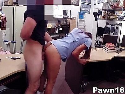 Sexy Nurse at Pawn Shop