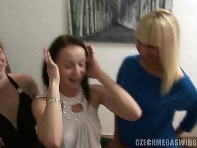 Hot Czech brazilian girl giving ass<