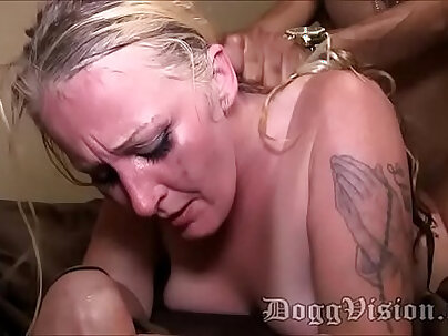 Blonde MILF Climax Many Times