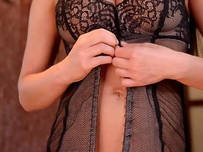Lucy Li gives pleasure to her pussy in the bathroom with vibrator