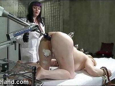 Wasteland Bondage Sex Movie Doctor