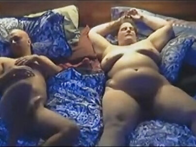 Pregnant Wife Creampied While Husband Watches