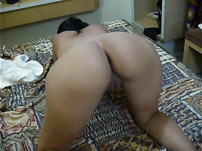 Big Boob Mexican Is Deprived Of Load On Her Back
