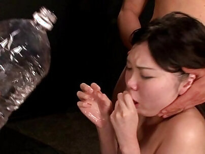 Girl Forced Throat Gagging and Vomit Puke Puking Vomiting
