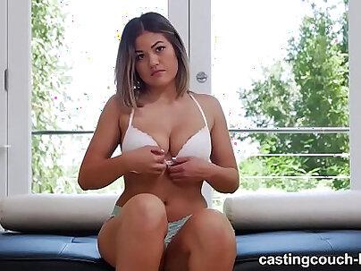 Asian Ebony loves Maserati