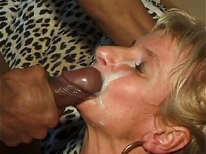 Bukkake sex Inga Takahara gangbang blowjob cumshot in mouth