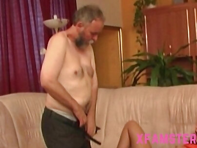 Petite stepdaughter pigtails get fucked hard by stepdad in wet tiny pussy