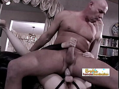 Big ass fisting chokefuck and anal hole destruction