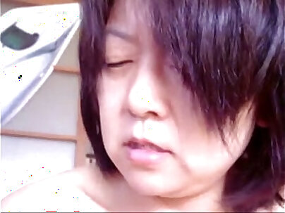 Japanese MILF Jerking Free Amateur Porn music Video View more