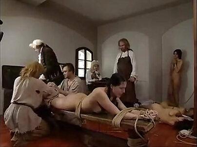Threesome punishment of Tati Maravilhos