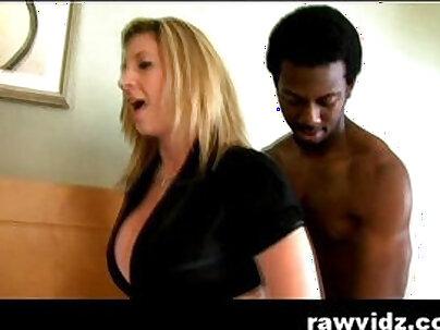 Big black cock for exotic slave Sara Jay in bondage
