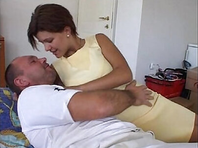 Pregnant PAWG Great first anal