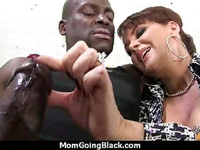 Mom likes Daughters Black Boyfriend 11
