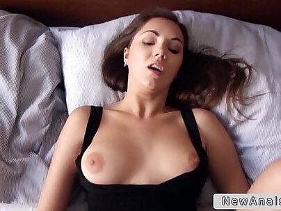 Russian anal fucks boyfriend POV