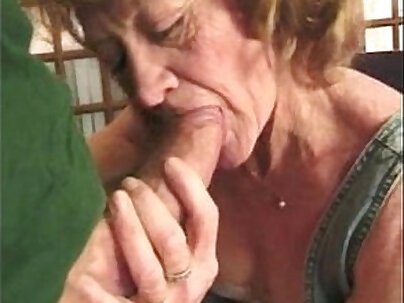 Oriental fucked by granny for money