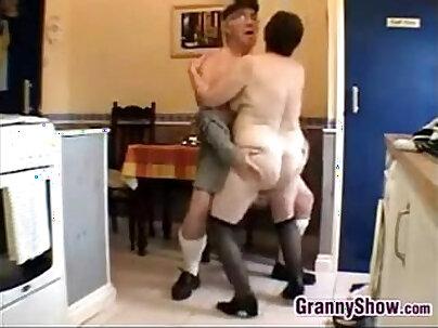 Grandpa doesnt like fucks grandma
