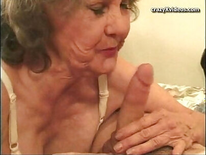Busty Granny In Three Steps Is Anal And Tits Fuckvest