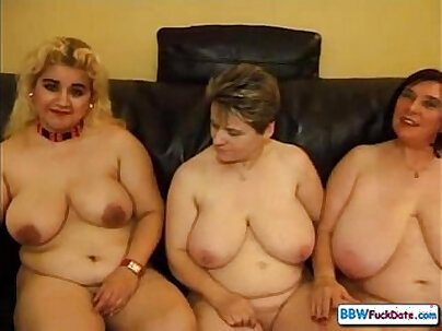 Chubby mature woman get new Sperma device in her mouth
