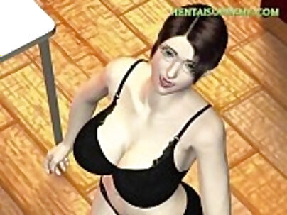 sexvideo.cool - Insanely Sexy Horny Hentai Babe
