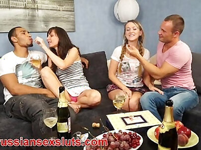 Russiansexsluts New Years Eve Party