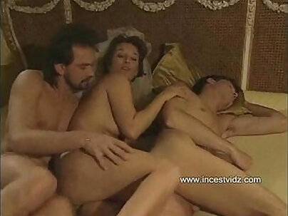 mom makes son have sex so good threesome JOI