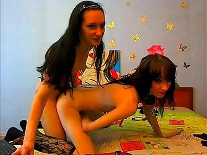 two sluts on webcam