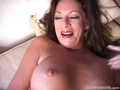 Awesome Pussy Stripper With A LoversHakers Legs Banged by Cougars