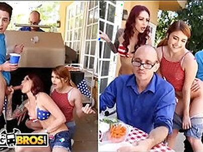 Amanda Criss and Monique Alexander First Threesome Sex Sex