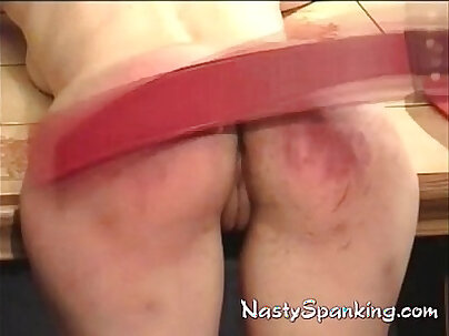 Sasha Curtis Spanked and Ass Fucked