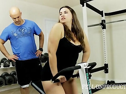 gym whore pussy toked