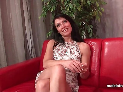 Big tits milf threesome with anal fucking and cumshot