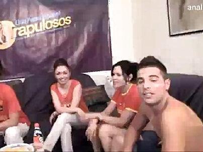 Great spanish football foursome.free vids http://hina.es/pornvids