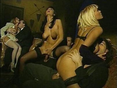 Anita Dark double anal