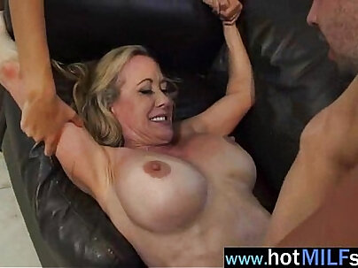 Hot Big Tits Milf (brandi janice) Ride Long Hard Dick On Tape mov-08